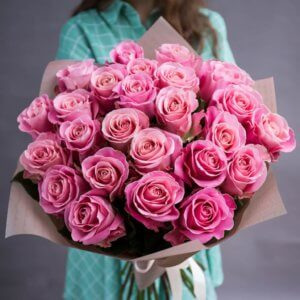 25 rozov roz